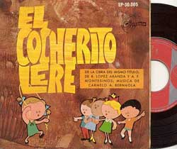 disco musical - El cocherito lere